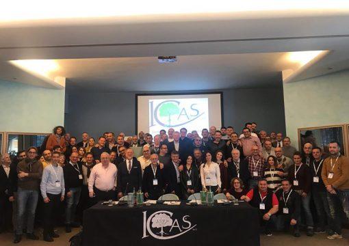 4η τεχνική συνάντηση της ICAS