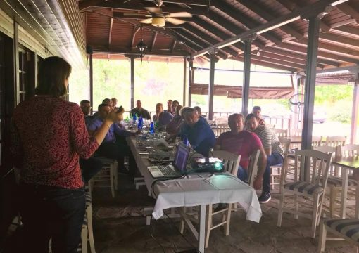 Παρουσίαση των προϊόντων stoller για την διαχείρηση της καλλιέργειας του βαμβακιού